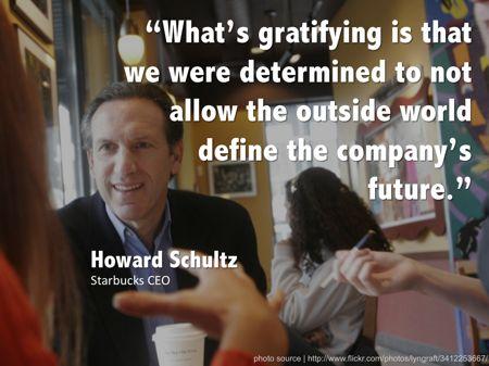 Starbucks Howard Schultz Quotes