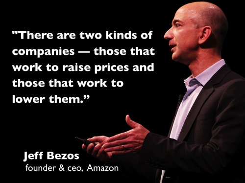 Jeff Bezos Quote For Whole Foods