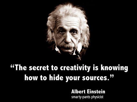 Albert Einstein on Cre...