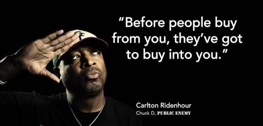Business Wisdom from Chuck D